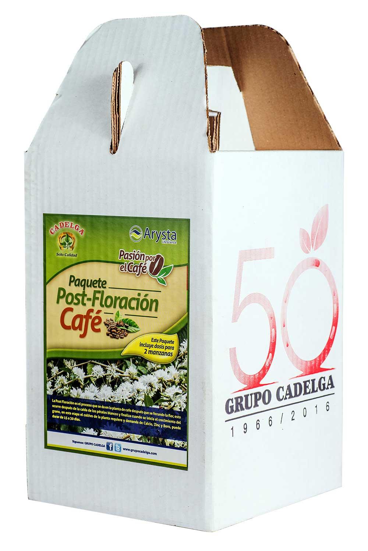 Arysta Paquete Post-Floración para Café